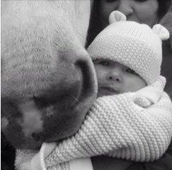 Gemma's baby